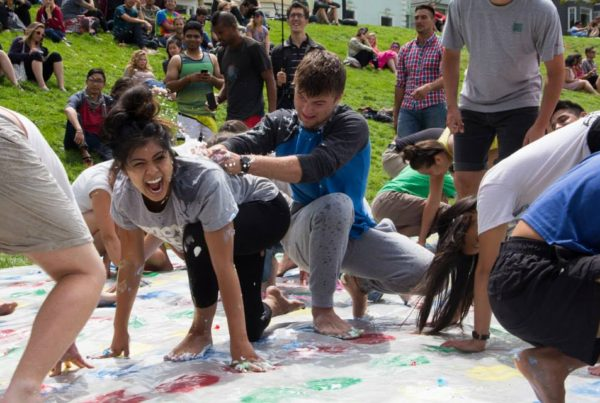 massive messy twister