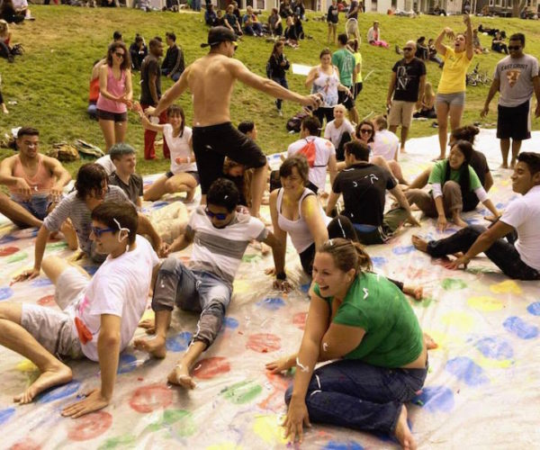 Messy Twister Forward Motion San Francisco 1