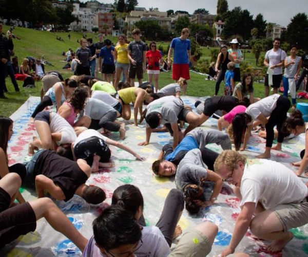 Messy Twister Forward Motion San Francisco 2