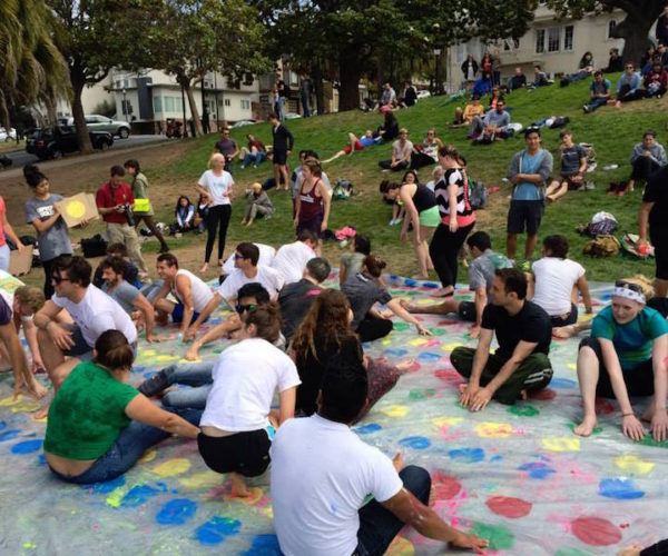 Messy Twister Forward Motion San Francisco 4