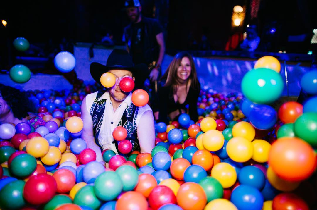 The Great Northern Massive Ball Pit Dance Party